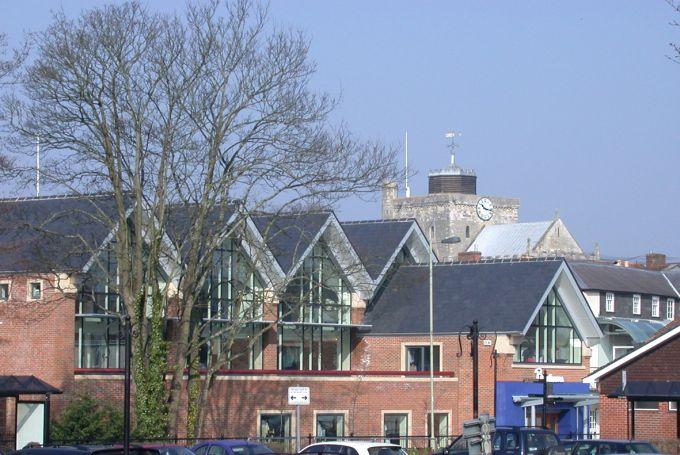 Bradbeers Store in Romsey