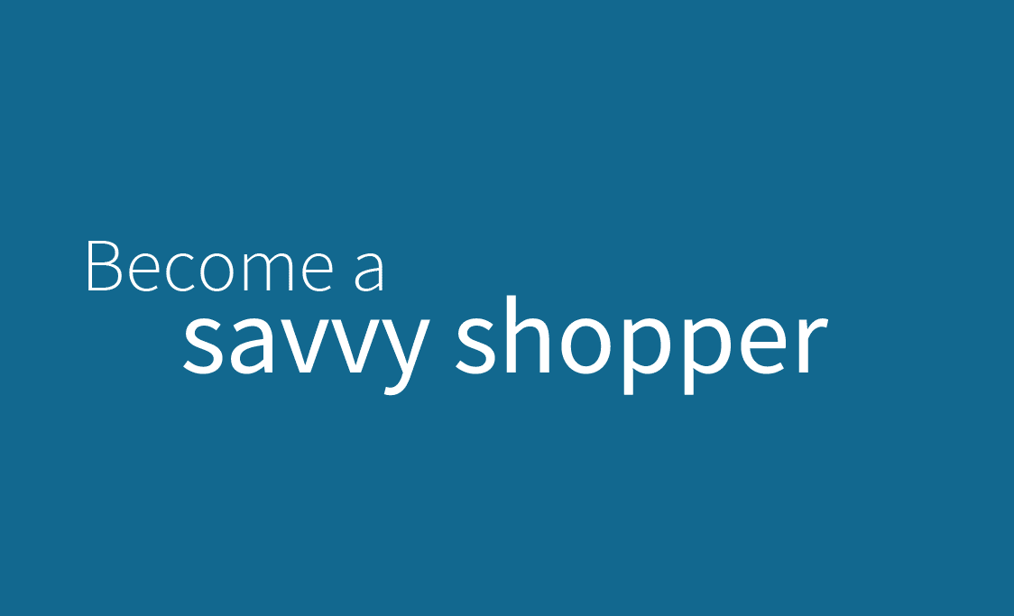 savvy-shopper